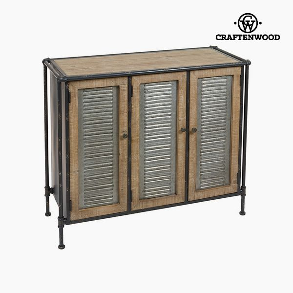 Console Fir wood (98 x 41 x 82 cm) - Art & Metal Collection by Craftenwood
