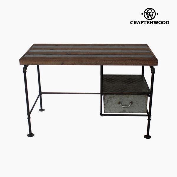 Desk Fir wood (120 x 60 x 78 cm) - Art & Metal Collection by Craftenwood