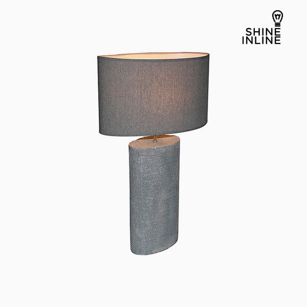 Desk Lamp Grey (50 x 26 x 71 cm) by Shine Inline