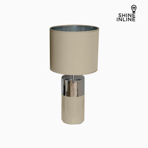 Desk Lamp Grey (30 x 30 x 62 cm) by Shine Inline
