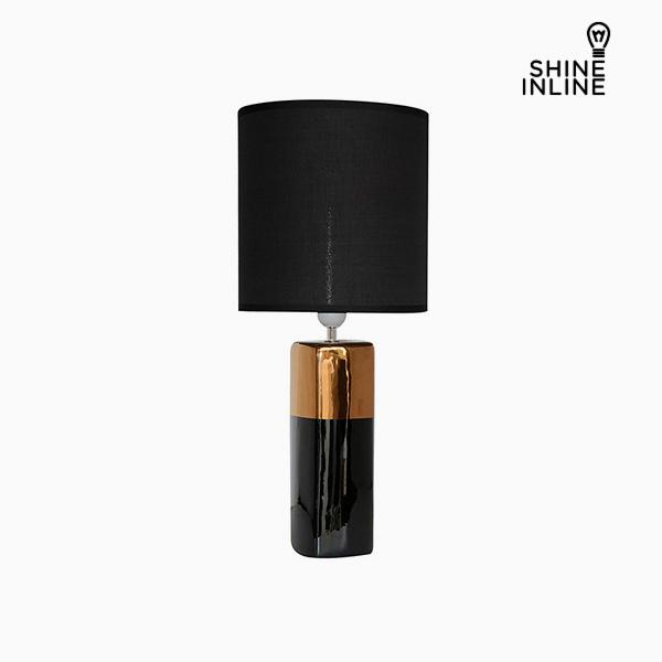 Desk Lamp Black (24 x 24 x 57 cm) by Shine Inline