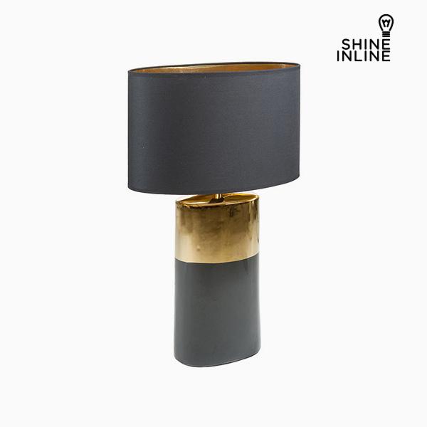 Desk Lamp Golden (44 x 22 x 68 cm) by Shine Inline