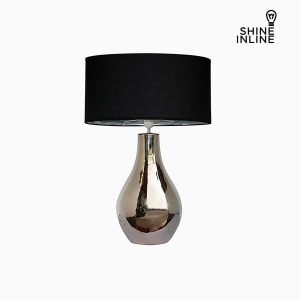 Desk Lamp Silver (48 x 19 x 71 cm) by Shine Inline