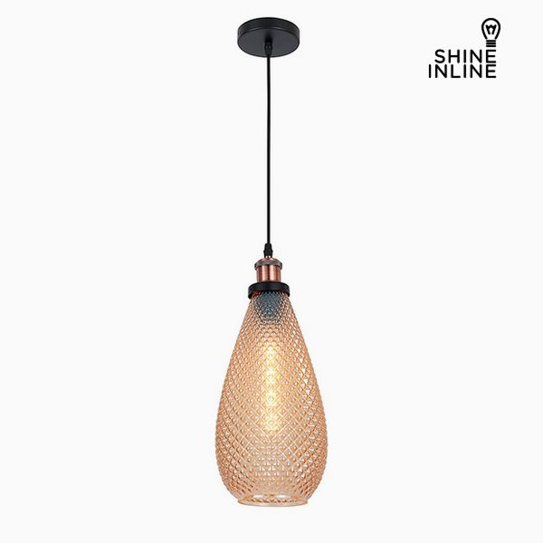 Ceiling Light (18 x 18 x 43 cm) by Shine Inline