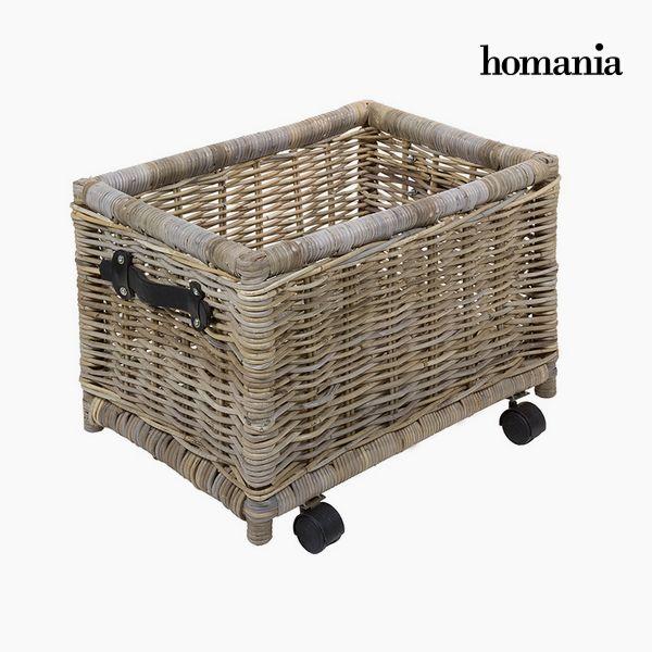 Basket Rattan by Homania