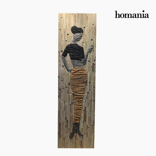 Painting (51 x 3 x 83 cm) by Homania