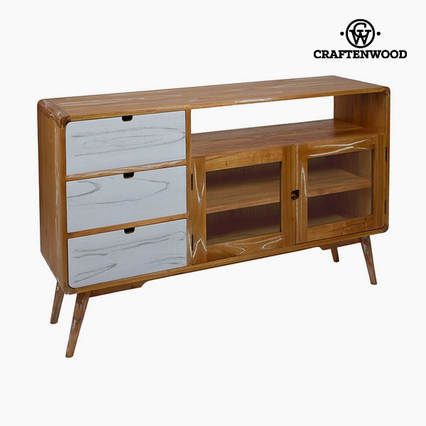 Sideboard Mindi wood (144 x 40 x 91 cm) - Be Yourself Collection by Craftenwood