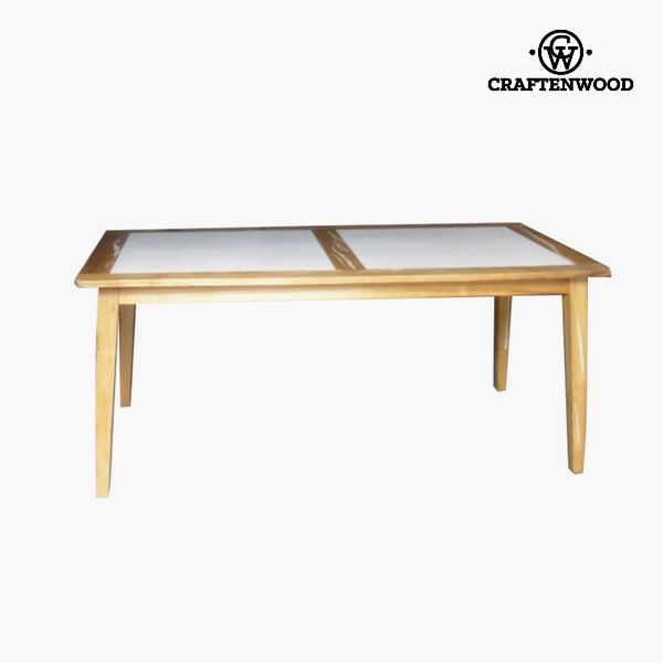 Dining Table Mindi wood (180 x 90 x 78 cm) by Craftenwood