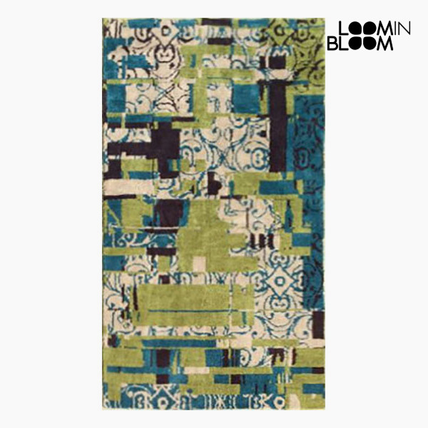 Carpet Blue (150 x 80 x 3 cm) - Sweet Home Collection by Loom In Bloom