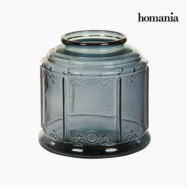 Candelabra Recycled glass - Pure Crystal Deco Collection by Homania