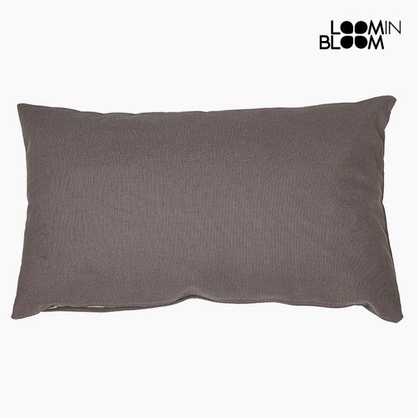 Cushion Brown (30 x 50 cm) by Loom In Bloom