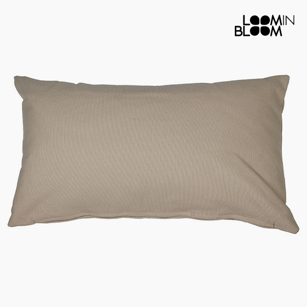 Cushion Beige (30 x 50 cm) - Cities Collection by Loom In Bloom