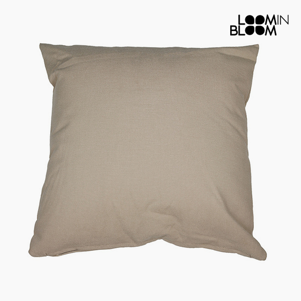 Cushion Beige (45 x 45 cm) - Cities Collection by Loom In Bloom