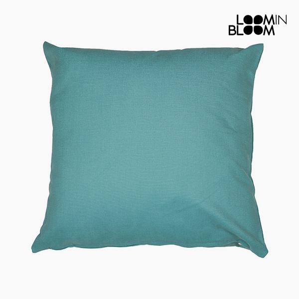 Cushion Green (60 x 60 cm) by Loom In Bloom