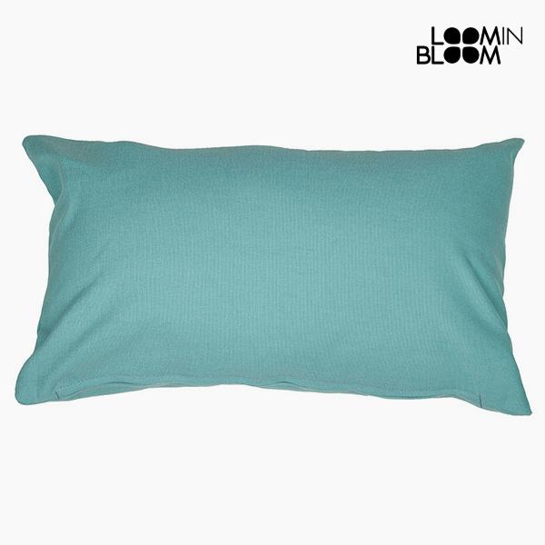 Cushion Green (50 x 70 cm) by Loom In Bloom