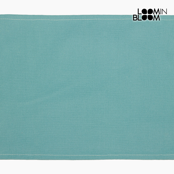 Tablecloth Green (30 x 45 x 0,05 cm) by Loom In Bloom