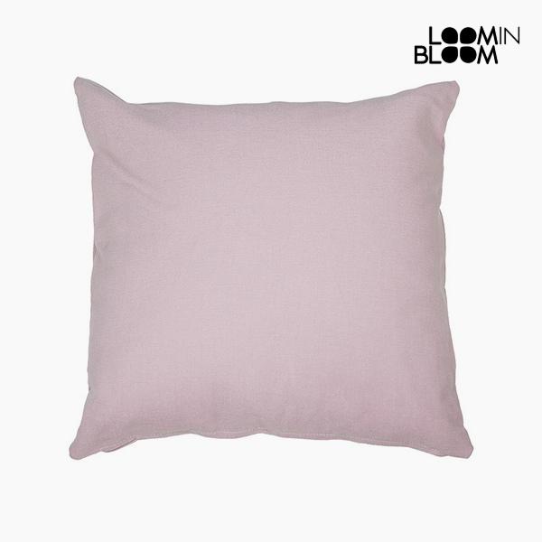 Cushion Pink (45 x 45 cm) by Loom In Bloom