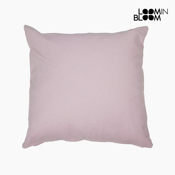 Cushion Pink (60 x 60 cm) by Loom In Bloom