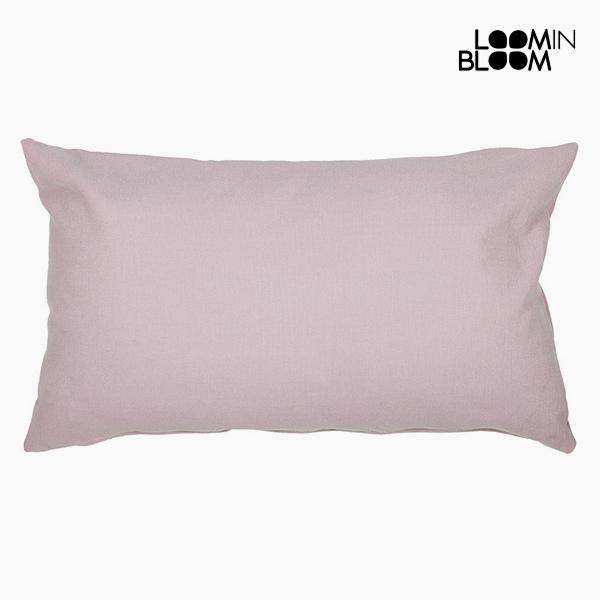 Cushion Pink (50 x 70 cm) by Loom In Bloom