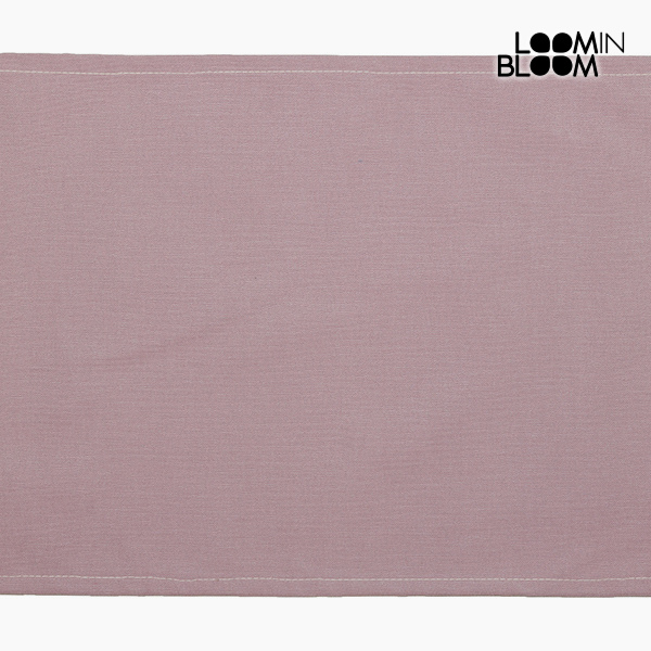 Tablecloth Pink (30 x 45 x 0,05 cm) by Loom In Bloom