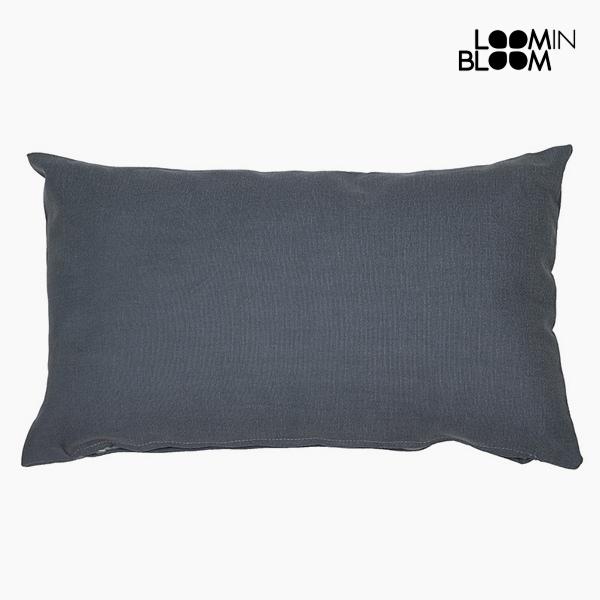 Cushion Grey (30 x 50 cm) by Loom In Bloom