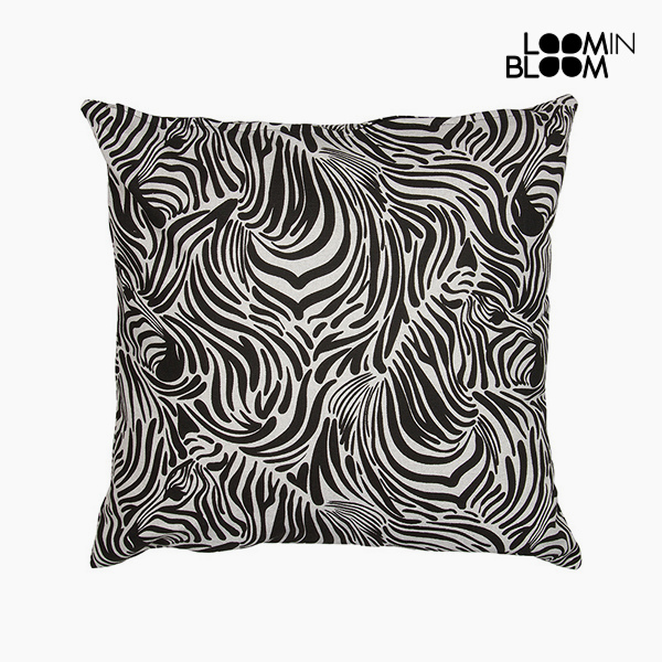 Cushion Zebra (60 x 60 cm) - Jungle Collection by Loom In Bloom