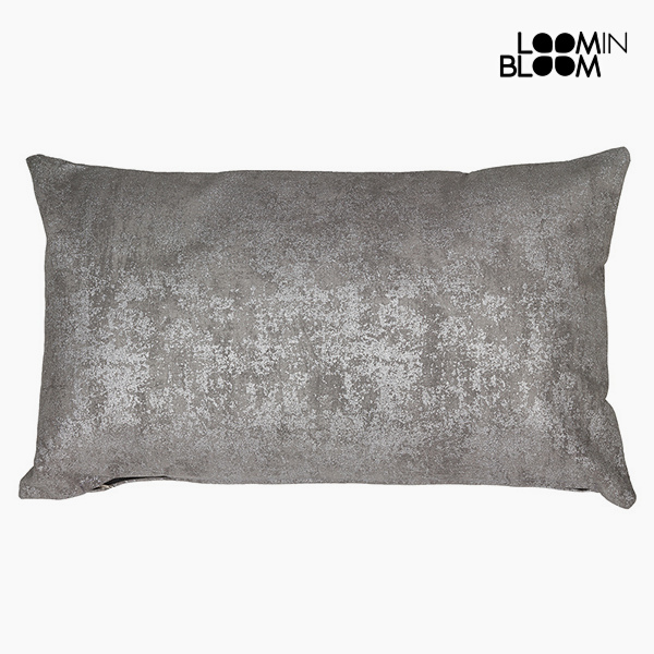 Cushion Grey (30 x 50 cm) - Cities Collection by Loom In Bloom