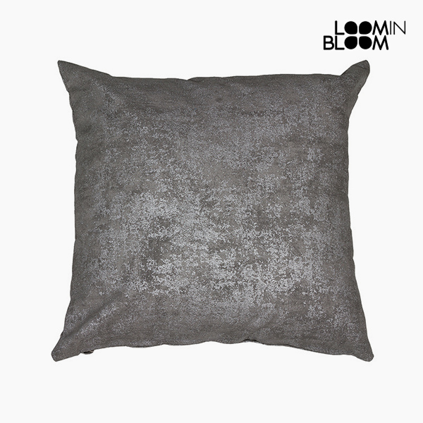 Cushion Grey (60 x 60 cm) - Cities Collection by Loom In Bloom