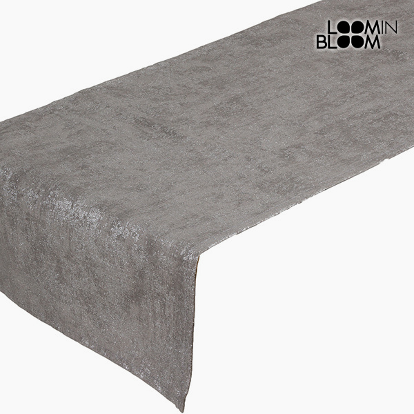 Table Runner (135 x 40 cm) Grey - Little Gala Collection
