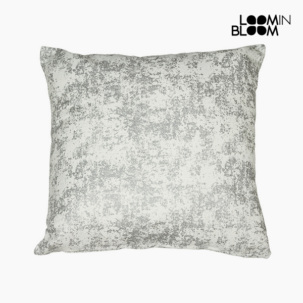 Cushion Silver (60 x 60 cm) - Cities Collection by Loom In Bloom