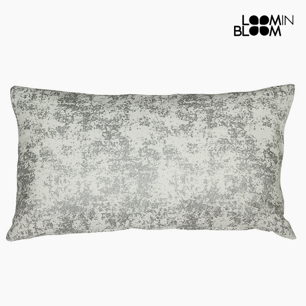 Cushion Silver (50 x 70 cm) - Cities Collection by Loom In Bloom