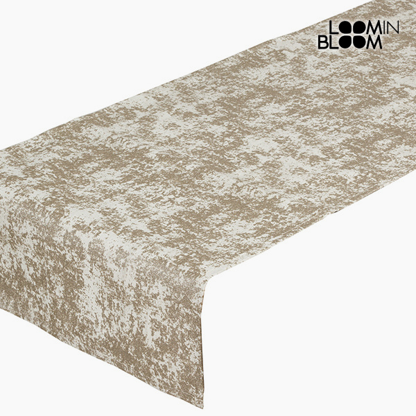 Table Runner Champagne (135 x 40 cm) - Little Gala Collection by Loom In Bloom