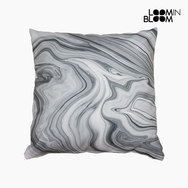 Cushion Grey (45 x 45 cm) - Sweet Dreams Collection by Loom In Bloom