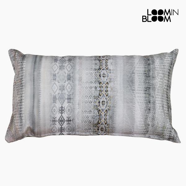 Cushion Grey (50 x 70 cm) by Loom In Bloom