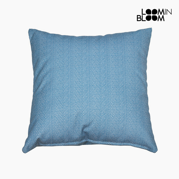 Cushion Blue (60 x 60 cm) - Little Gala Collection by Loom In Bloom