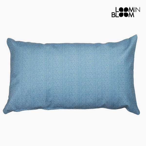 Cushion Blue (50 x 70 cm) - Little Gala Collection by Loom In Bloom