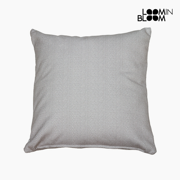 Cushion Grey (60 x 60 cm) - Little Gala Collection by Loom In Bloom