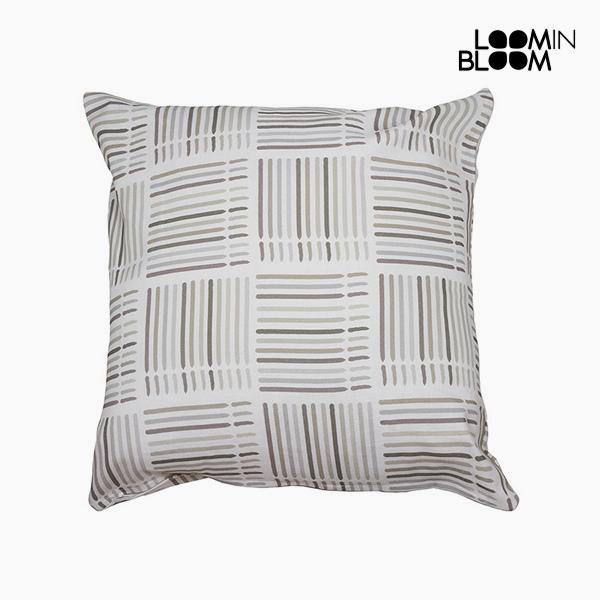 Cushion Stripes (45 x 45 cm) by Loom In Bloom