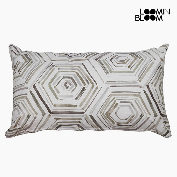 Cushion Hexagonal (50 x 70 cm) - Jungle Collection by Loom In Bloom