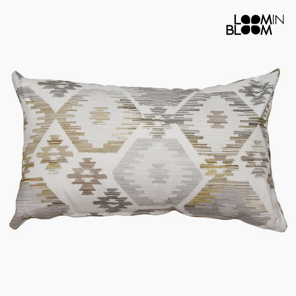 Cushion Grey (30 x 50 cm) - Jungle Collection by Loom In Bloom
