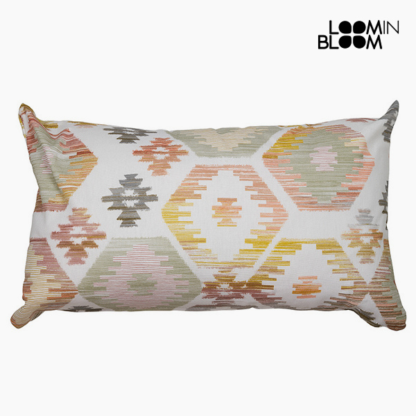 Cushion Beige (30 x 50 cm) - Jungle Collection by Loom In Bloom