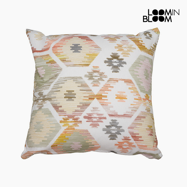 Cushion Beige (45 x 45 cm) - Jungle Collection by Loom In Bloom
