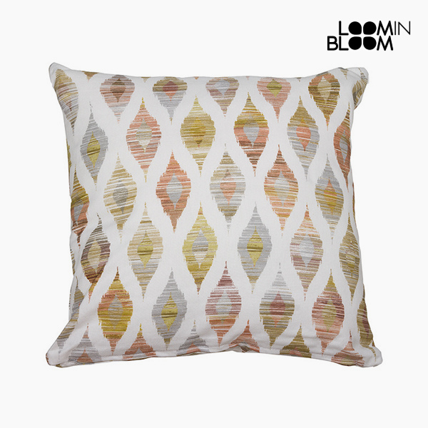 Cushion Beige (60 x 60 cm) - Jungle Collection by Loom In Bloom