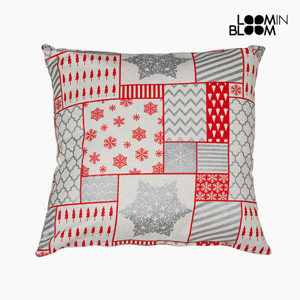 Cushion Red (45 x 45 cm) - Little Gala Collection by Loom In Bloom