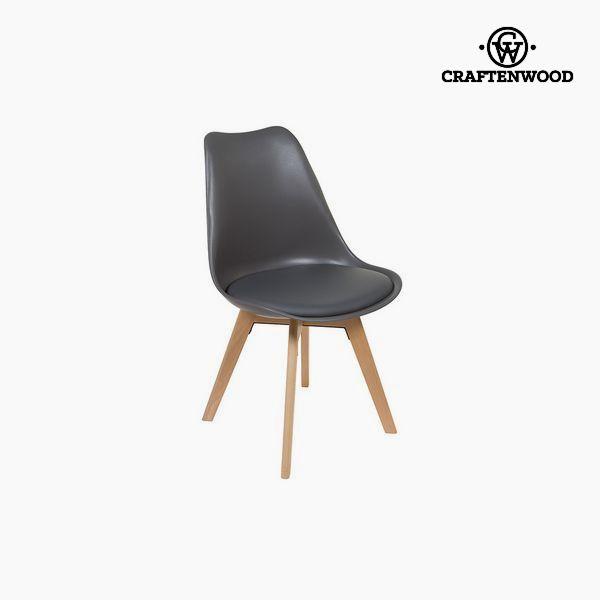 Chair Grey (49 x 54 x 83 cm) by Craftenwood
