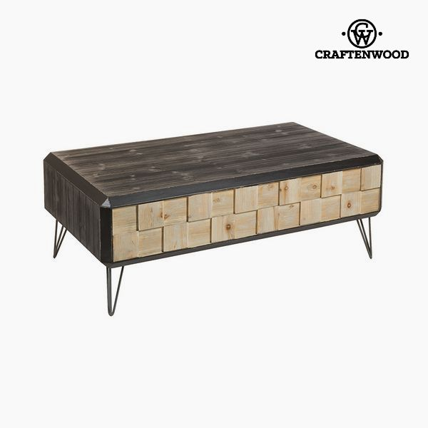 Centre Table Fir Mdf (122 x 68 x 45 cm) by Craftenwood