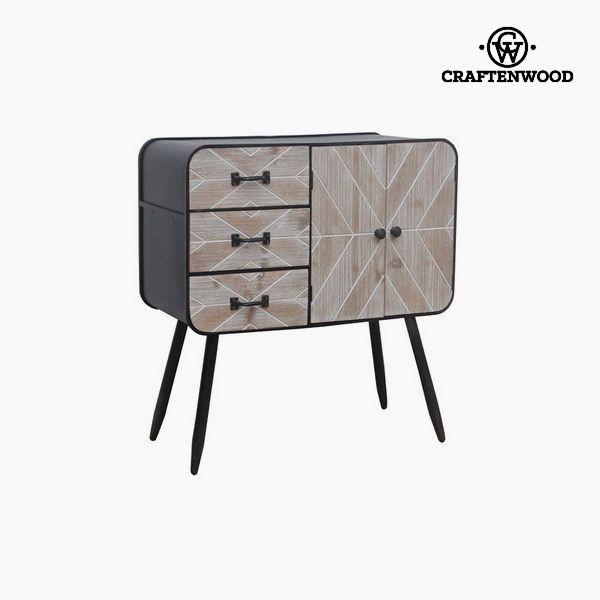 Console Fir wood (75 x 70 x 35 cm) by Craftenwood