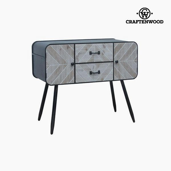 Console Fir wood (85 x 71 x 38 cm) by Craftenwood