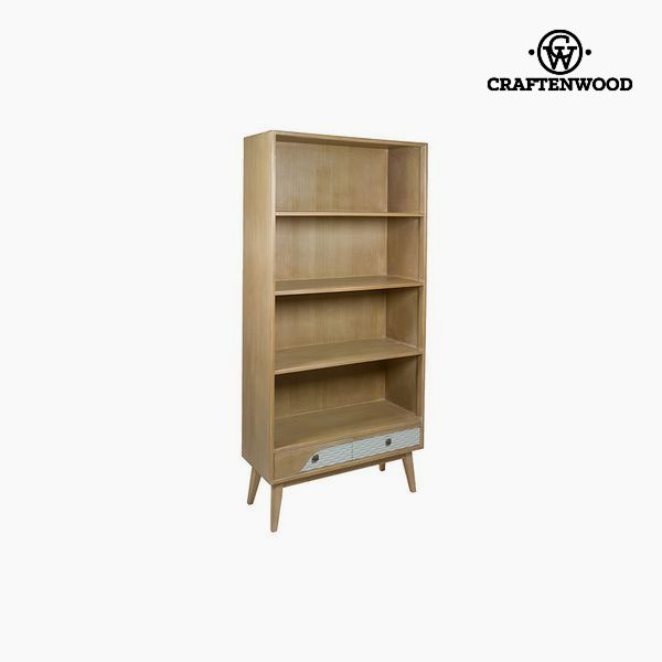 Shelves Mdf (180 x 86 x 35 cm) by Craftenwood