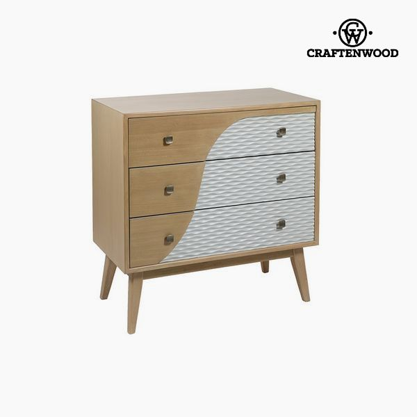 Chest of drawers Mdf (85 x 80 x 40 cm) by Craftenwood
